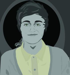 Evans_self_portrait
